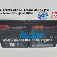Baterai Lenovo BL259, Lenovo Vibe K5, Vibe K5 Plus, Lemon 3 Original