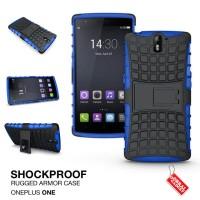 Bumper Slim Heavy Shockproof Armor Hard Soft Case Casing OnePlus 1 One