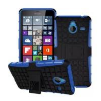 Heavy Shockproof Armor Hard Soft Case Casing Microsoft Lumia 640 XL