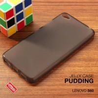 Softcase Back Kondom Jelly Silikon TPU Soft Case Casing Lenovo S60