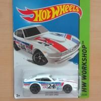 Hot Wheels Datsun 240Z White