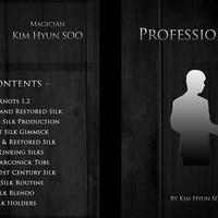 DVD Sulap: Kim Hyun Soo - Professional 2 (Pertama di Indonesia!!!!)