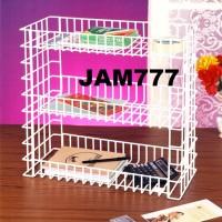 Rak Jualan Stationary Snack Chiki  Serbaguna 3 Susun B30MEG Modelline