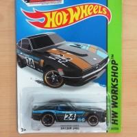 Hot Wheels Datsun 240Z Black