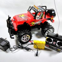 Mobil RC Off Road, Mobil Jeep Remote Control
