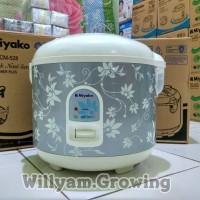 Jual Rice cooker miyako Magic warmer plus, MCM 528 Murah