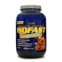 MHP isofast 3 lb whey protein