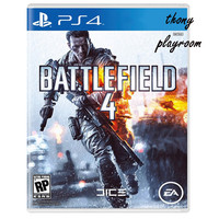 Kaset PS4 Game : Battlefield 4