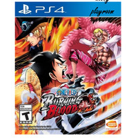 Kaset PS4 Game : One Piece - Burning Blood