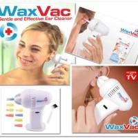 WAXVAC EAR CLEANER VACUUM PEMBERSIH KOTORAN TELINGA