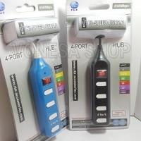 USB HUB 4 PORT RBT saklar dukung 500gb-1TB