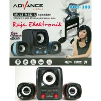 SPEAKER ADVANCE DUO-300 Mp3 player multimedia