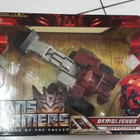 Transformers Demolisher voyager ROTF robot