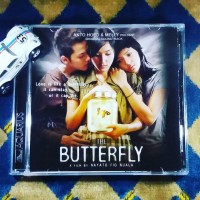 CD OST. Butterfly - Anto Hoed & Melly Goeslaw