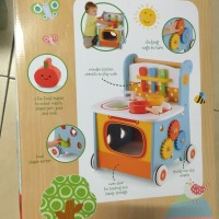 "Mainan Anak ELC ""Wooden Activity Kitchen"""