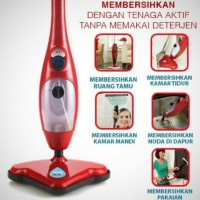H2O MOP X5 steam cleaner 5 in 1