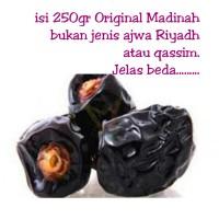 Kurma Nabi (Kurma Ajwa) Asli Madinah Al-Munawarrah