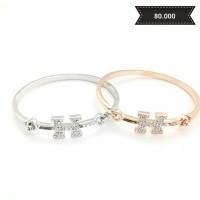 Bangle - Hermes diamonds bangle