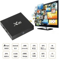 Jual X96 TV Box Android 6.0 Marshmallow Amlogic S905X Quad Core( 2G 16G) Murah