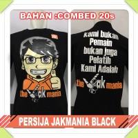harga Kaos Baju T-Shirt Bola - Persija Jakarta - JakMania Tokopedia.com