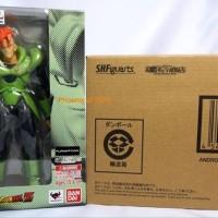 Jual SHF Dragon Ball Z Android 16 Murah