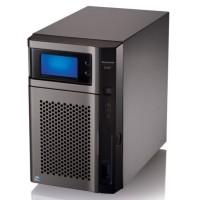 Lenovo EMC PX2-300D Network Storage - Hitam