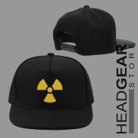 Topi Snapback Ionizing Radiation Symbol 'Original Quality'