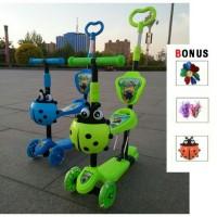 skuter dorong stroller mainan anak otoped