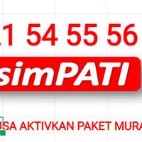 NOMOR CANTIK SIMPATI SAKTI 0821 54 55 56 57