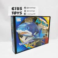 mainan ikan terbang Flying Fish Air Swimmer Hiu Berkualitas