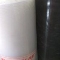 harga Plastik Fiber / Plastik Penutup Pagar / Ecoplast / Plastik Pagar Garis Tokopedia.com
