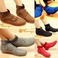 harga Sepatu Boots Wanita KOREA Tokopedia.com