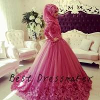 wedding dress baju pengantin import gaun pengantin cantik