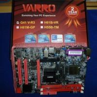 mainboard varro g41 ddr3 lga 775