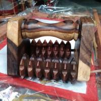 Harga alat pijat terapi dari kayu alat kesehatan harga | antitipu.com