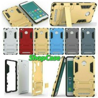 Jual Case Armor Xiaomi Redmi 3S 3 Pro Hybrid Softcase Hardcase Robot Casing Murah