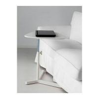 Ikea Svartasen Meja Stand Laptop, 60x50cm, Putih