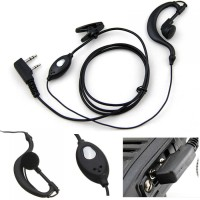 Headset HT / Headset Earphone untuk Walkie Talkie