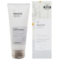The Face shop White Seed Expoliating Foam Cleanser 150ml