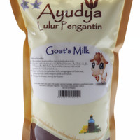 Lulur Pengantin Ayudya Goats Milk 1000 Gr