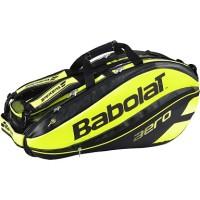 harga Tas Babolat Pure Aero Thermal X9 Black Yellow New 2015 Tokopedia.com