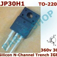 RJP30H1 360v 30A Silicon N-Channel PDP Trench IGBT RJP 30H1 TO-220