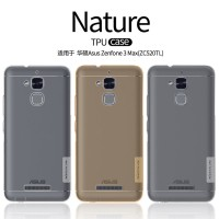 Soft Case Nillkin Asus Zenfone 3 Max (ZC520TL) TPU Nature Series