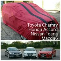 harga Cover Mobil Funcover Utk Sedan New Chamry, Teana, Accord, Dll Tokopedia.com