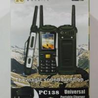 harga Prince Pc 138 / Pc138 / Pc-138 Powerbank 3 Sim Gsm Baterai 5000 Mah Tokopedia.com