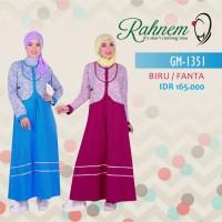 Jual Baju Muslim Modern, Baju Gamis Muslimah Terbaru, Busana Pesta Muslim Murah