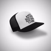 Topi Trucker Anti Social Club 1