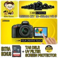 NIKON D5500 Kit 18-55mm VR II / NIKON D5500 / NIKON D 5500 / D5500