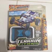 Micro Terrain Titans (mini remote control)
