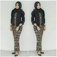 Setelan Kebaya Batik Queny2